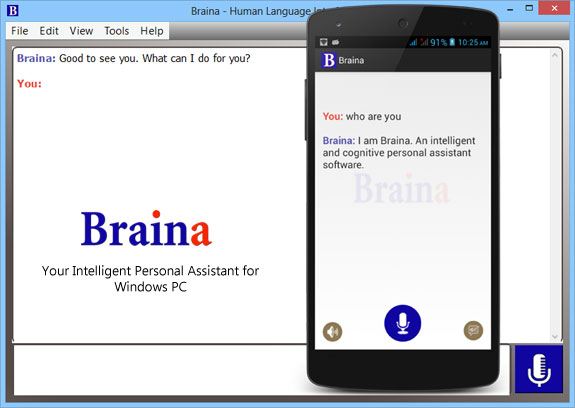 Braina Digital Assistant
